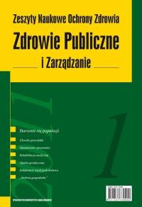 Zdrowie Publiczne i Zarządzanie, 2011/6, Tom 9, Numer 1