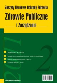 Zdrowie Publiczne i Zarządzanie, 2011/12, Tom 9, Numer 2
