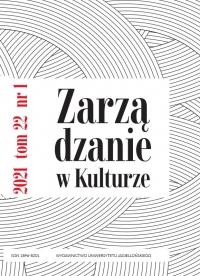 Zarządzanie w Kulturze