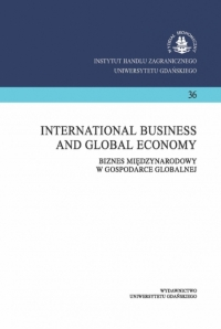 International Business and Global Economy, 2019/12, Tom 38