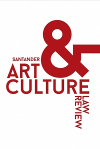 Santander Art and Culture Law Review, 2020/9, 1/2020 (6)