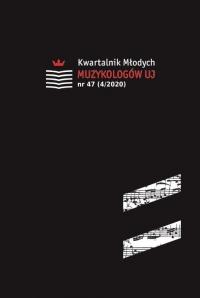 Kwartalnik Młodych Muzykologów UJ