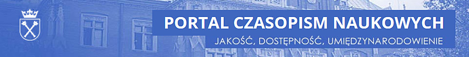 Portal Czasopism Naukowych Ejournals.eu