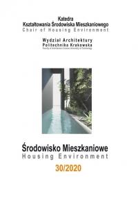 Środowisko Mieszkaniowe, 2020/8, 30/2020