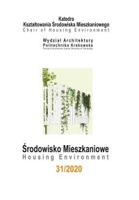 Środowisko Mieszkaniowe, 2020/10, 31/2020
