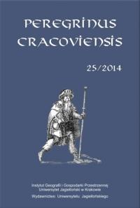 Peregrinus Cracoviensis, 2014/1, Numer 25 (1)
