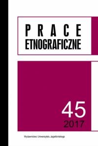 Prace Etnograficzne, 2020/11, Tom 48 Numer 3