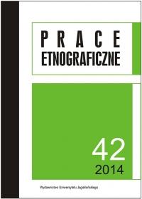 Prace Etnograficzne, 2014/10, Tom 42, Numer 2