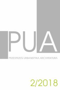 Przestrzeń Urbanistyka Architektura, 2020/5, Volume 1