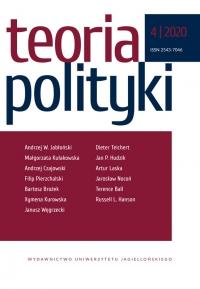 Teoria Polityki, 2020/5, Nr 4/2020