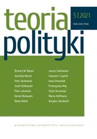 Teoria Polityki, 2021/9, Nr 5/2021