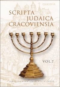 Scripta Judaica Cracoviensia, 2009/1, Volume 7